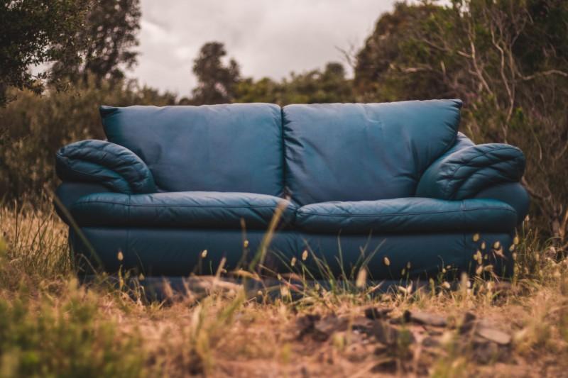 sofá de psicoterapia